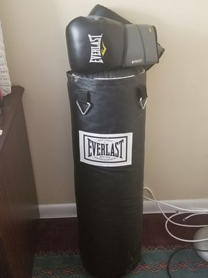 Boxing punch bag for Sale in Silver Spring, MD