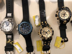 Original Invicta watches for Sale in Fairfax, VA