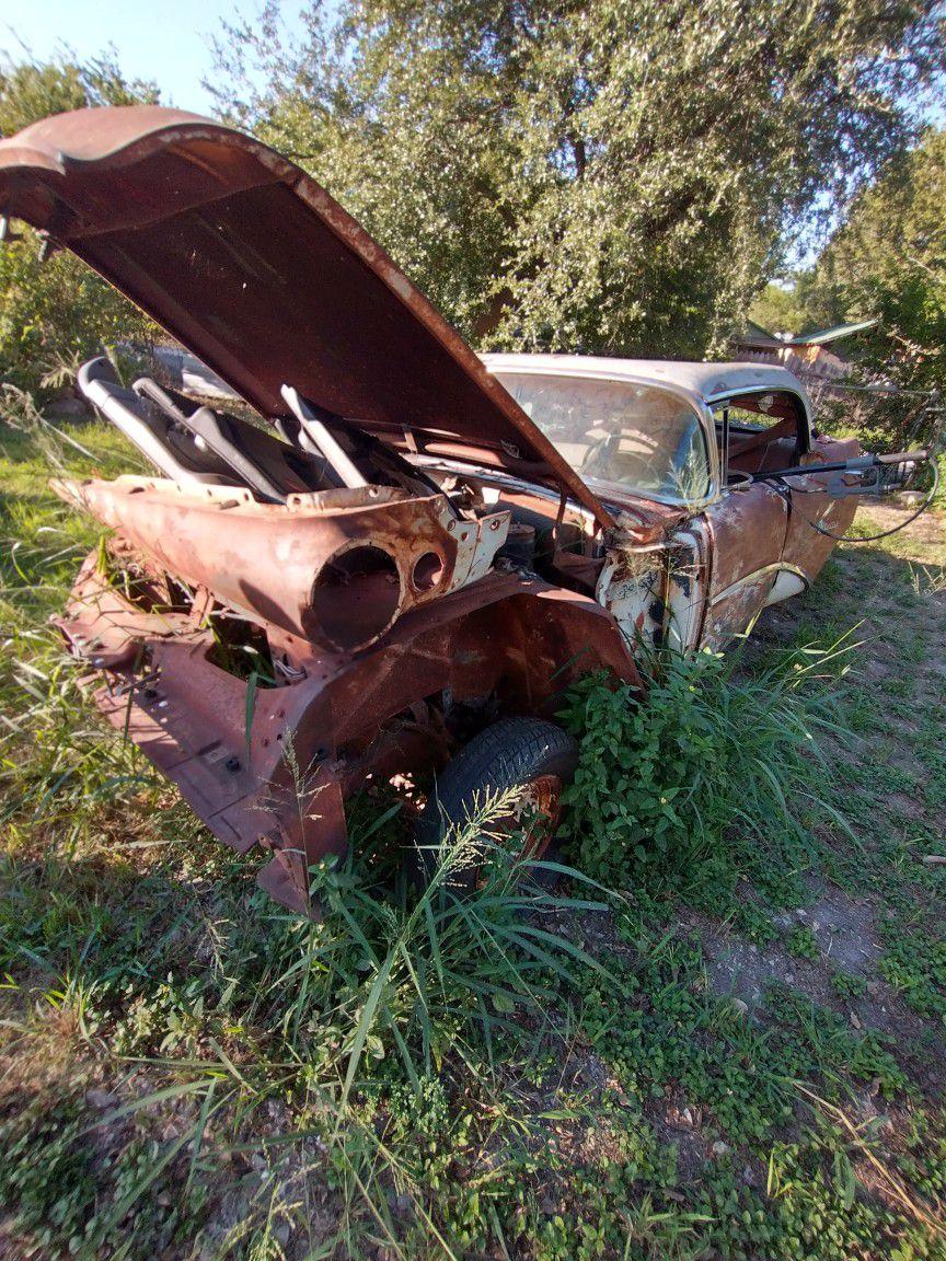 Junk Car 100.00 Or OBO