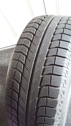 Michelin winter tyres Thumbnail