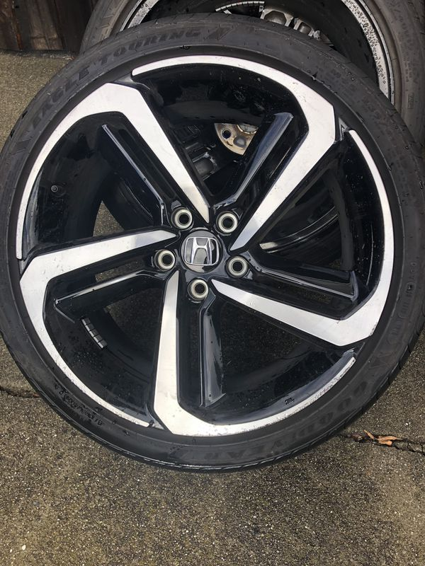 Used Honda Accord Rims For Sale >> Honda Accord Wheels 650 For Sale In San Leandro Ca Offerup