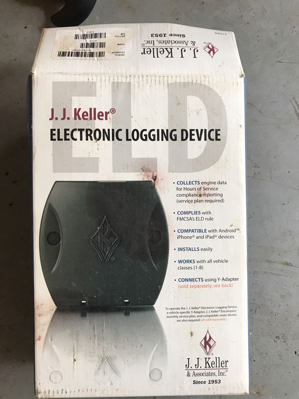 J J, Keller Electronic Logging Device for Sale in Burleson, TX - OfferUp