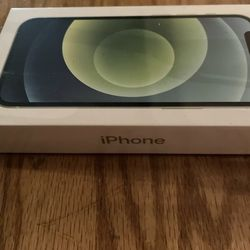 Apple iPhone 12 mini - 64GB - Mint Green (T-Mobile Only) Thumbnail
