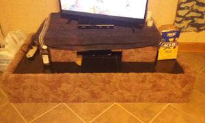 Homemade tv stand for Sale in Fishersville, VA