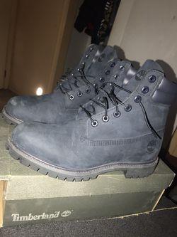 New Timberland Boots Sz 10 Thumbnail