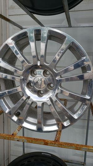 Set of 4 17 Inch Chevy Wheels for Sale in Washington, DC