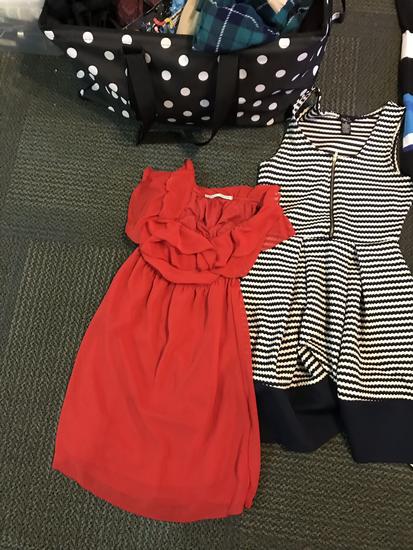 selling various kinds of clothes!!! sizes vary