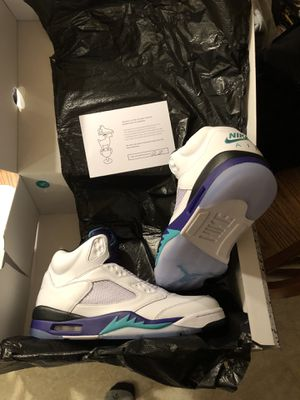Air Jordan 5 Fresh Prince Sz 11 DS for Sale in Orland Park, IL
