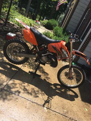 Ktm 250sx 09 Trade only for Sale in Burke, VA