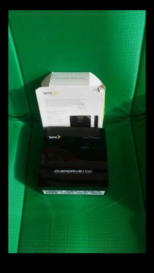 Sprint Sierra OverDrive 3G/4G Mobile HotSpot for Sale in Nashville, TN