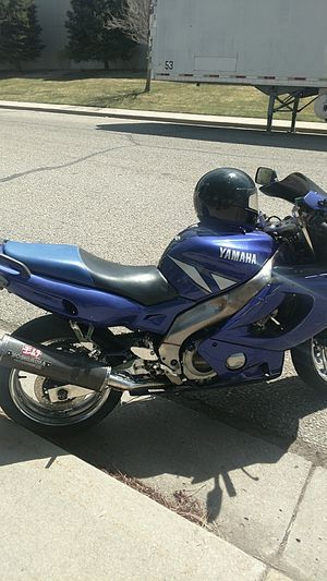 Yamaha 01 YZF r 600 for Sale in Denver, CO