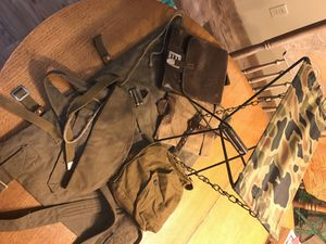 6 pieces of military gear for Sale in Mount Vernon, WA