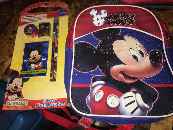 Disney Toddler Preschool Backpack Mickey Mouse For Sale In Phoenix