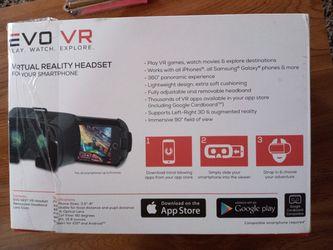 EVO VR Virtual Reality Headset For Smartphones Thumbnail