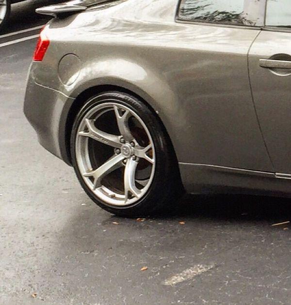 370z Nismo Rims 5x114 3 19s G35 G37 350z For Sale In West Palm Beach