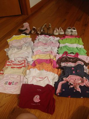 Babygirl clothes for Sale in Lynchburg, VA