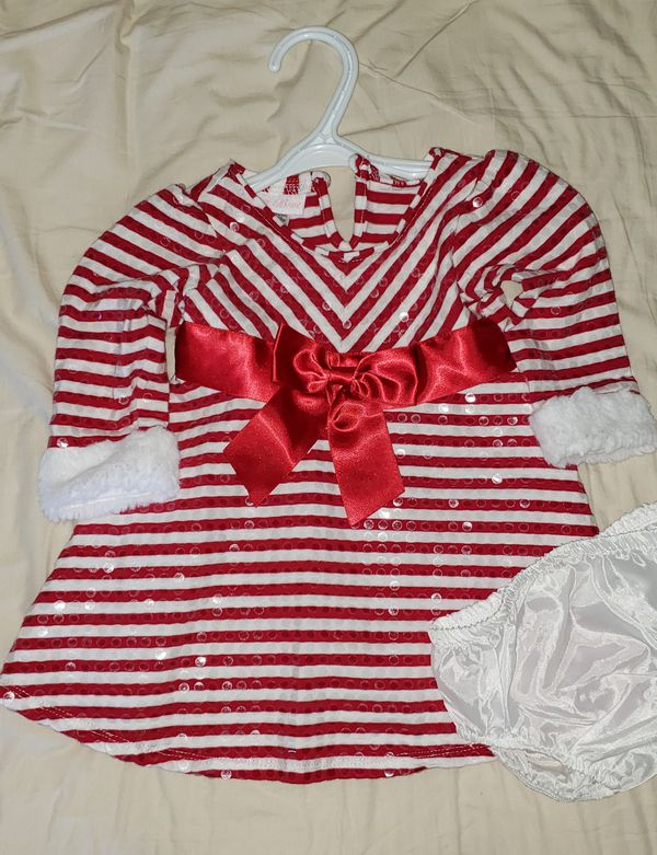 173455940 Bonnie Baby Christmas Dress for Sale in Brighton, CO - OfferUp