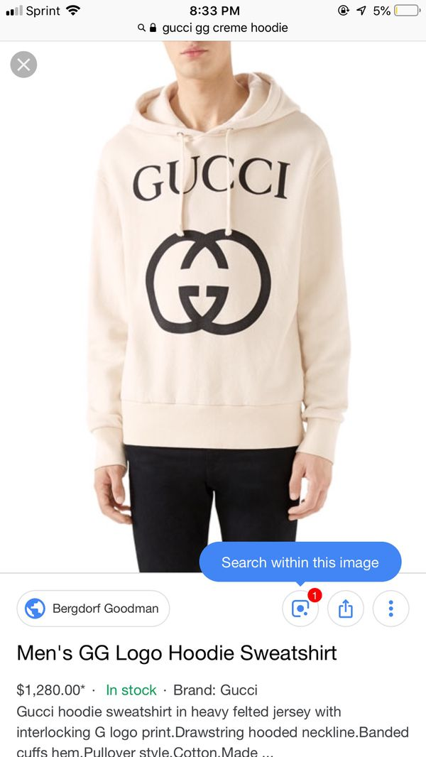 d184faa7797 Gucci hoodie for Sale in Irvine