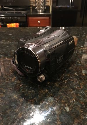 Sony HDR-SR12 Digital video camera for Sale in Baltimore, MD