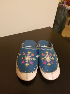 Moroccan Shoes size 9 for Sale in Silver Spring, MD