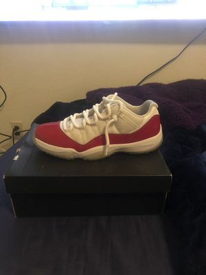 0770b02b04c Air Jordan 11 cherry low top for Sale in Compton