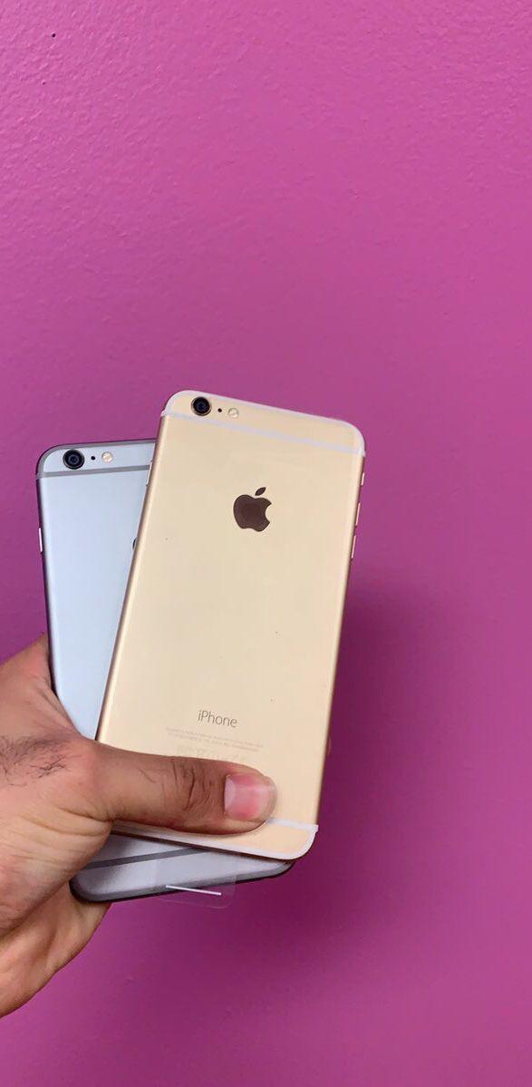 iPhone 6 unlocked plus warranty