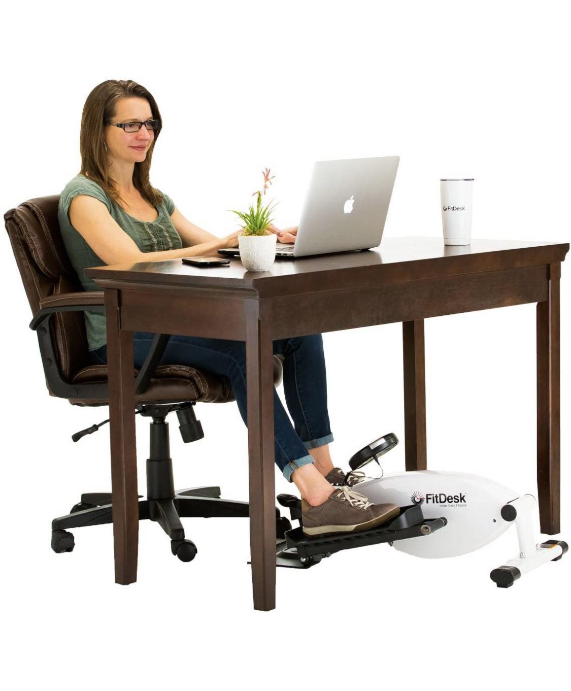 FitDesk Under Desk Elliptical