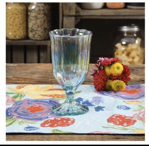 Photo Pioneer Woman Goblets