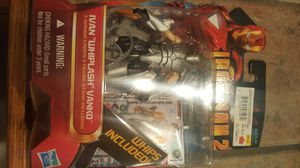Iron Man 2 Action Figure Collection for Sale in Yuma, AZ