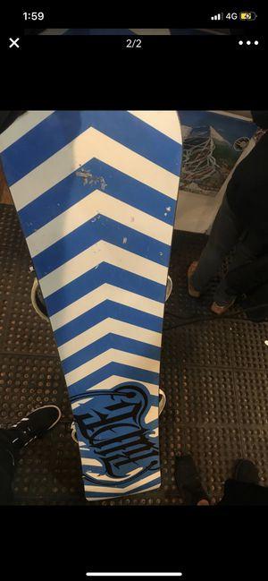 Photo Ride snowboard