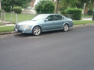 2002 Nissan maxima se. DC inspected good until 8/19 for Sale in Washington, DC
