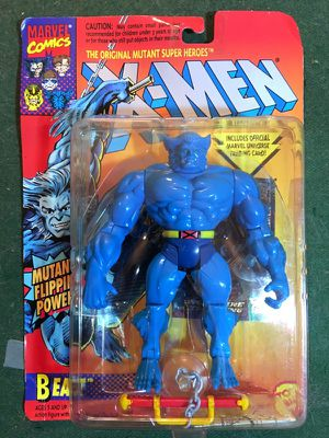 Marvel comics X-men Beast action Figure Toy for Sale in Orlando, FL