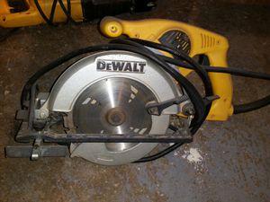 Dewalt saw for Sale in Crofton, MD