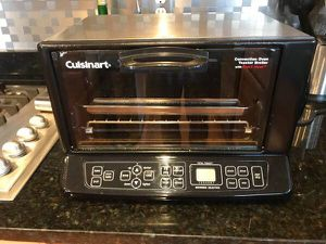 Cuisinart stainless steel toaster oven—Urbana, MD for Sale in Frederick, MD