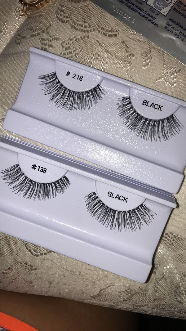 4 Pairs Eyelashes For Sale In Ceres Ca Offerup