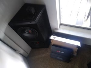 Car audio system for Sale in Shavano Park, TX