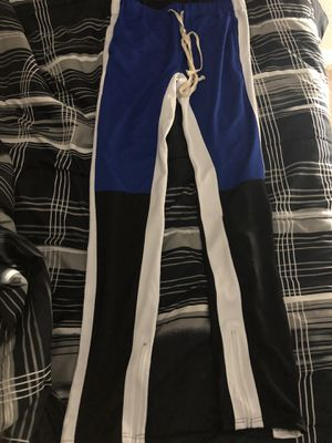 ffe4f3dc4b638e Blue Track Pants for Sale in Fairfield