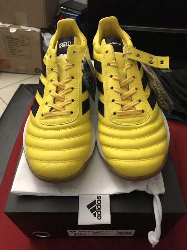 the best attitude 8e6ef c4e7f Kith x Adidas soccer copa 17 turf trainer cobra size 10.5