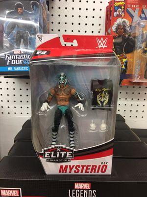 Photo Wrestling WWE Elite Series 72 Rey Mysterio