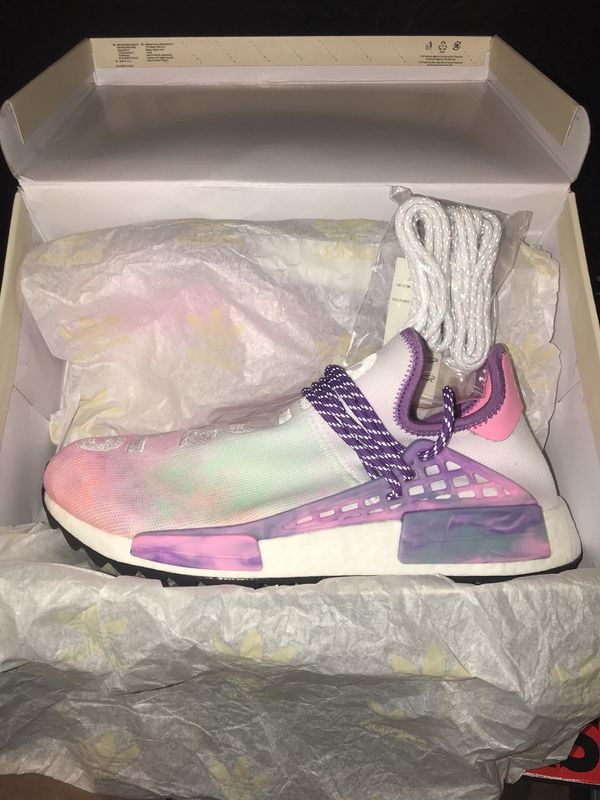 33ab70672a8f3 adidas NMD pharrell human race size 10 for Sale in San Leandro