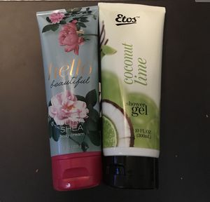 Bath & Body Works Lotion and Eros Shower Gel for Sale in Ashburn, VA