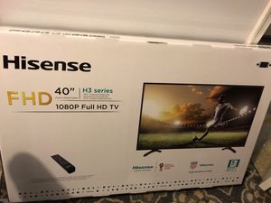 """Brand New Unopened 40"""" TV for Sale in Silver Spring, MD"""