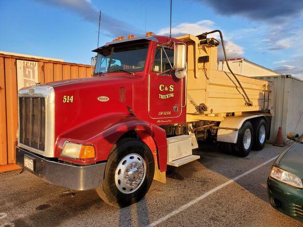 2000 10 Wheeler Dump Truck Model 385 For Sale In Lake View