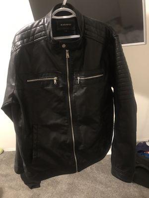 Wilson s leather jacket (Black rivet) for Sale in Riverside 105f066c82594