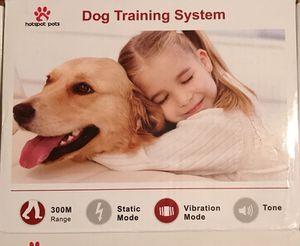New- dog Training collar for Sale in Fairfax, VA