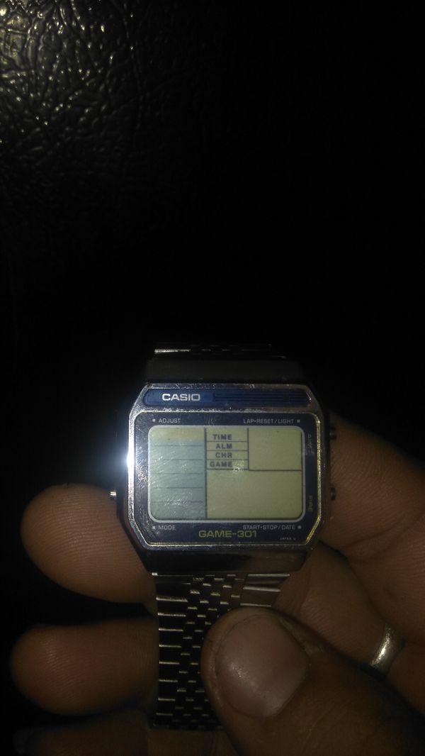 6e6e63d0e6da Reloj Casio game 301 for Sale in Miami
