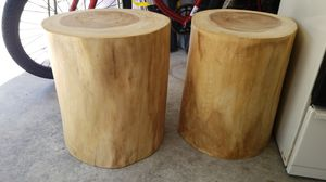 Matching end/side tables for Sale in Orlando, FL
