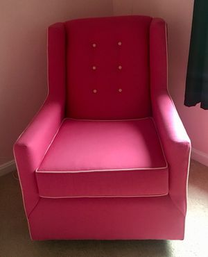 Hot pink rocking chair for Sale in Montgomery Village, MD