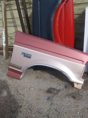 Photo Front Fenders off 95 ford f150