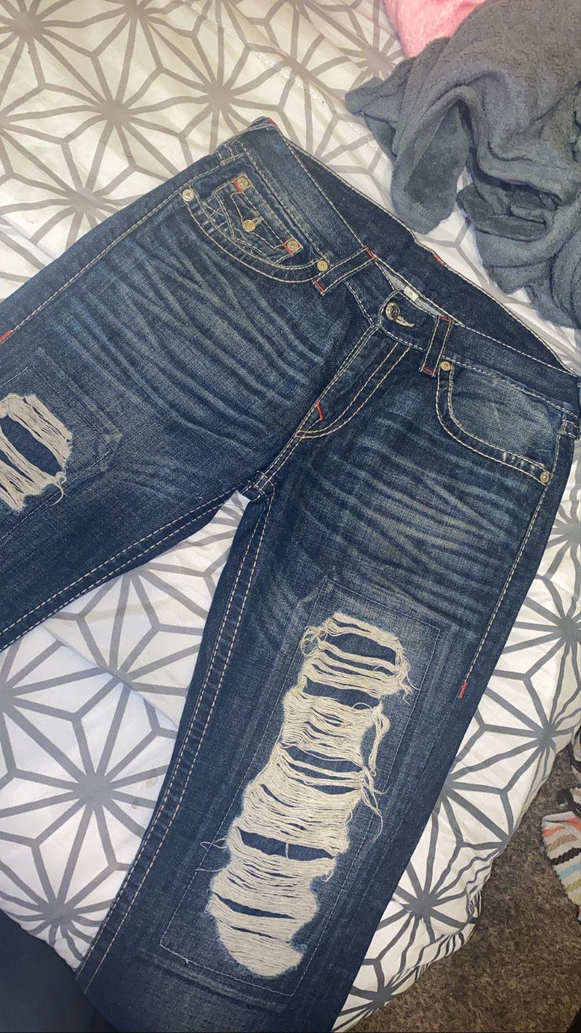 True Religion Jeans&Jacket